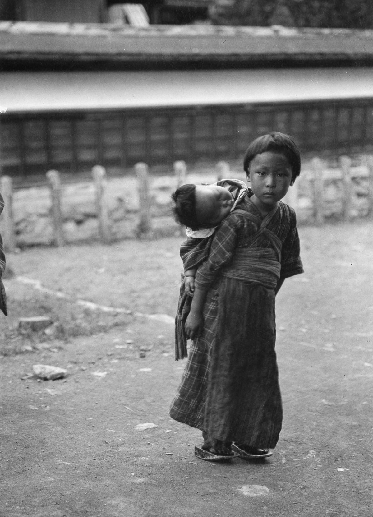 Yaponiya istoricheskie foto Arnold Dzhente 29