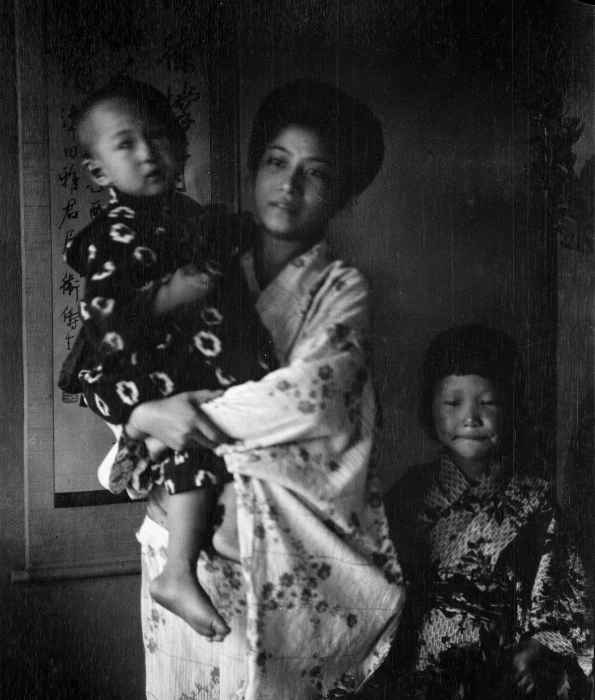 Yaponiya istoricheskie foto Arnold Dzhente 31