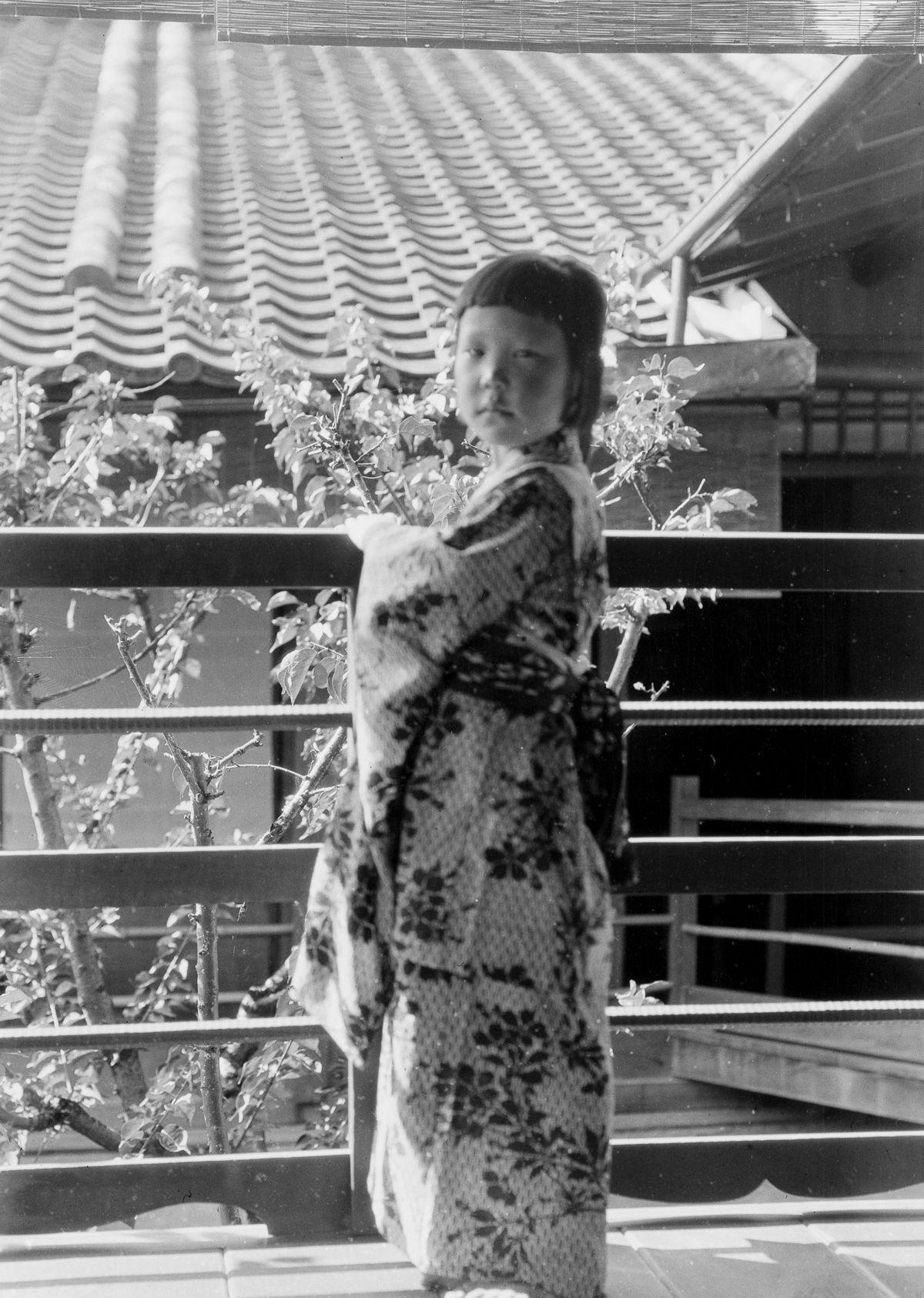Yaponiya istoricheskie foto Arnold Dzhente 32