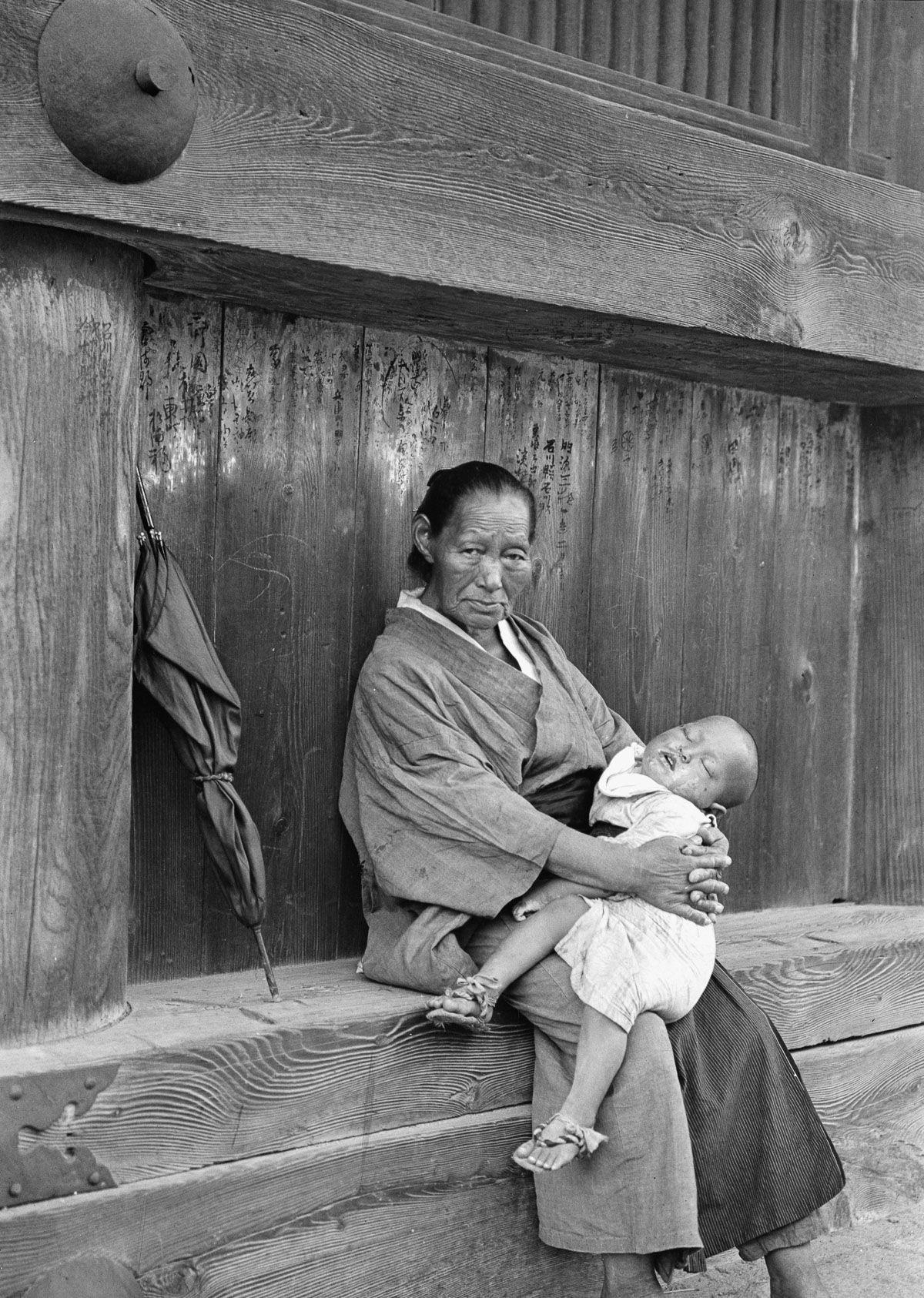 Yaponiya istoricheskie foto Arnold Dzhente 33