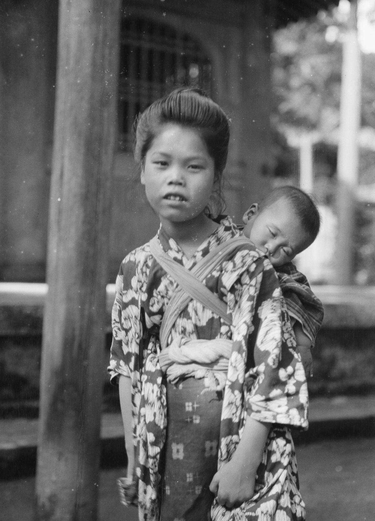 Yaponiya istoricheskie foto Arnold Dzhente 35