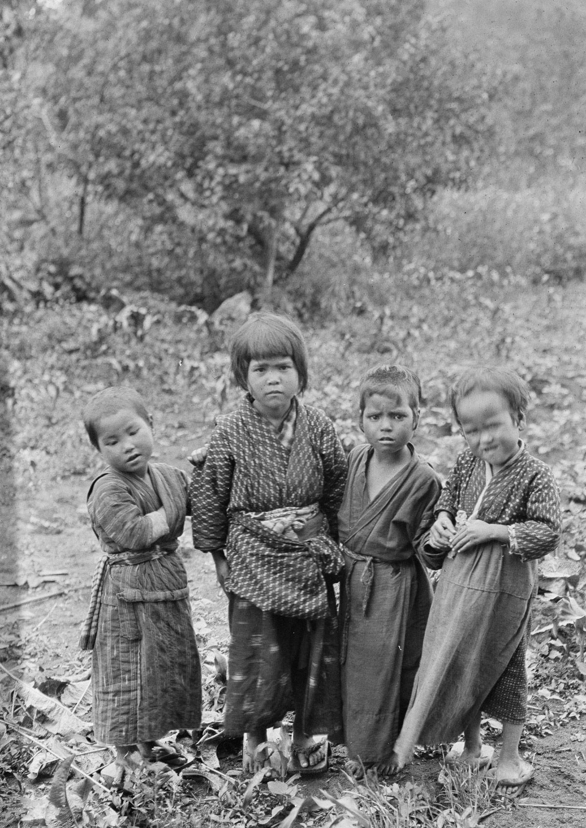 Yaponiya istoricheskie foto Arnold Dzhente 36