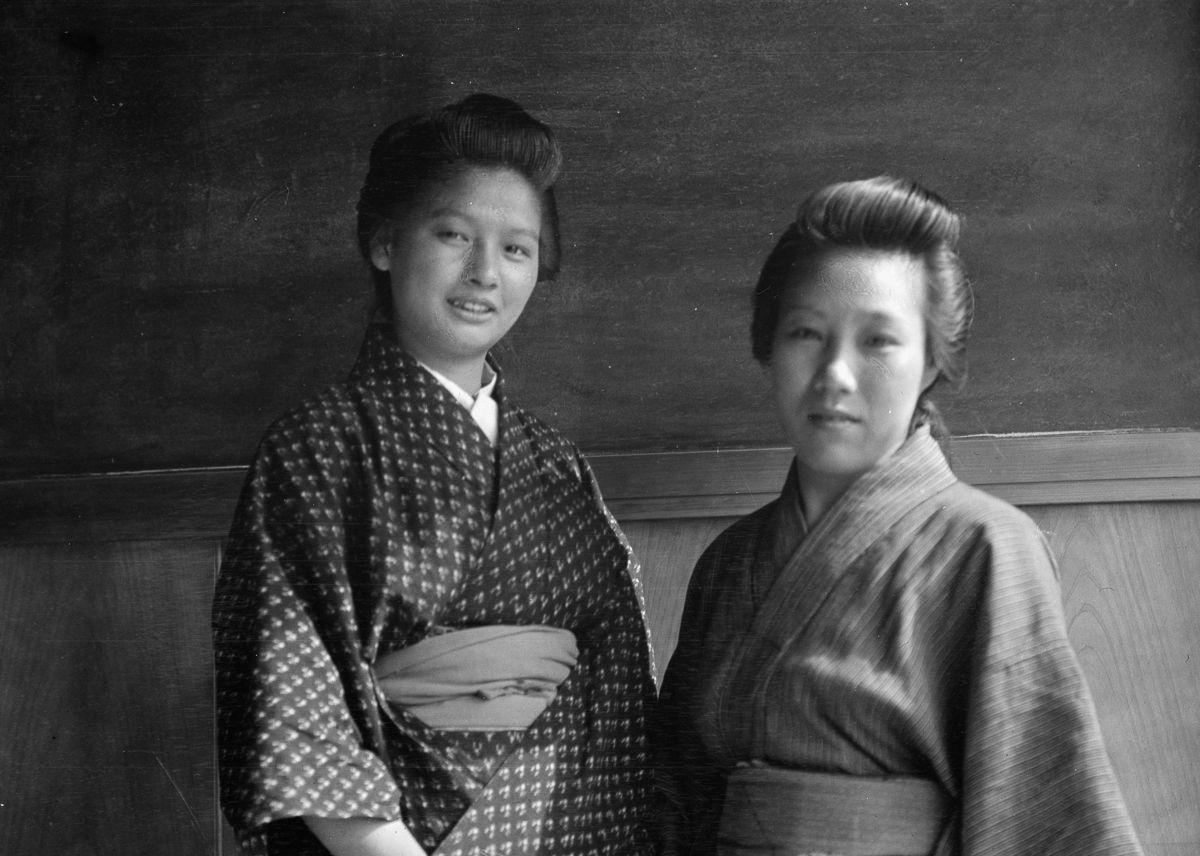Yaponiya istoricheskie foto Arnold Dzhente 6
