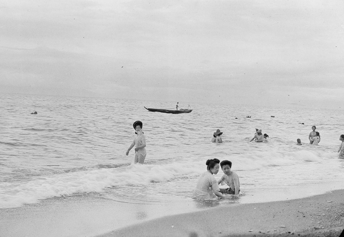 Yaponiya istoricheskie foto Arnold Dzhente 7