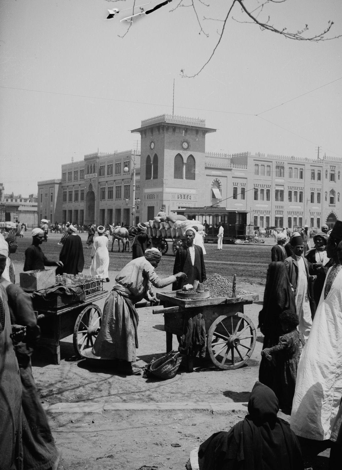 Istoricheskie fotografii Kaira 17