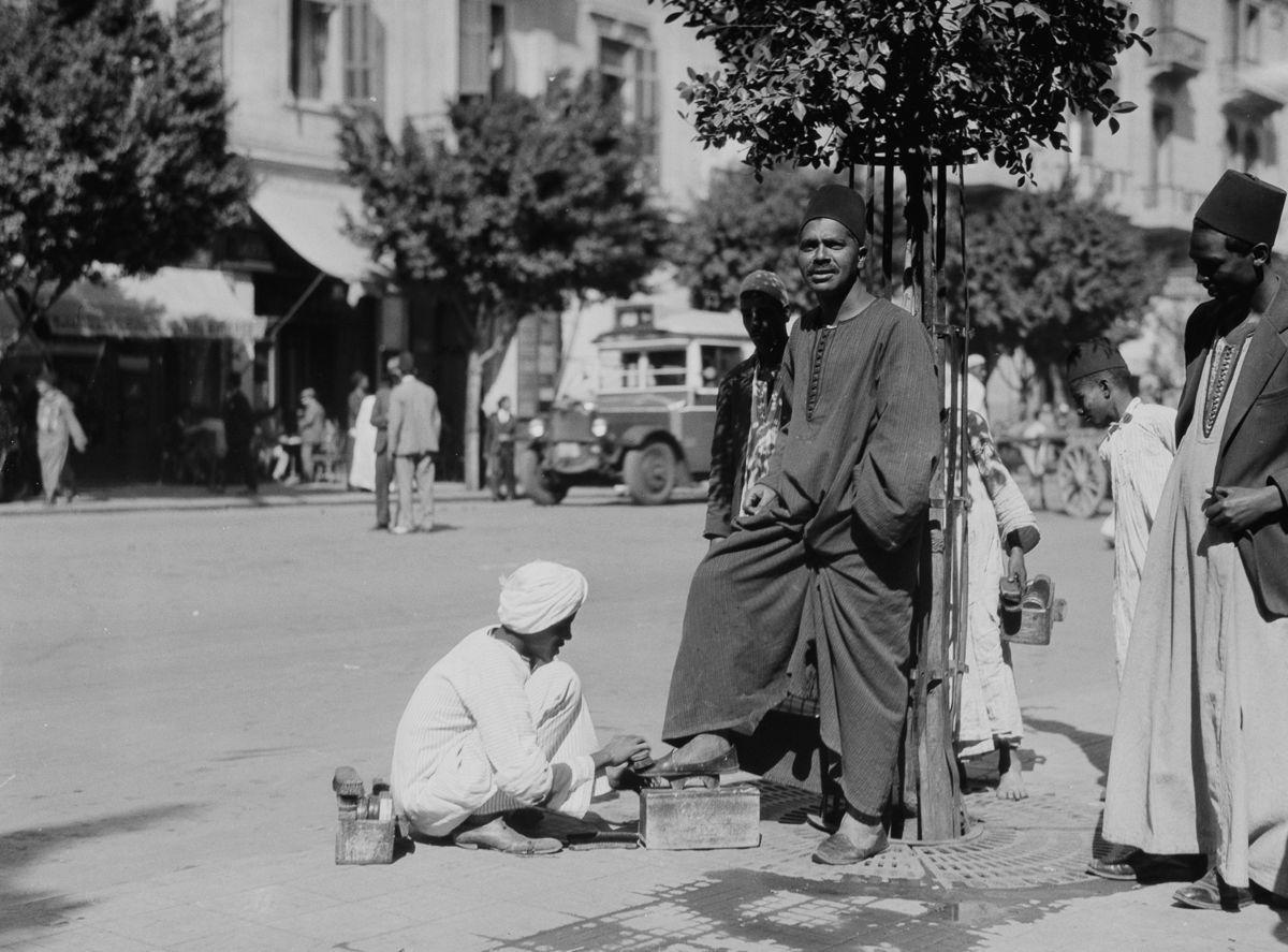 Istoricheskie fotografii Kaira 3