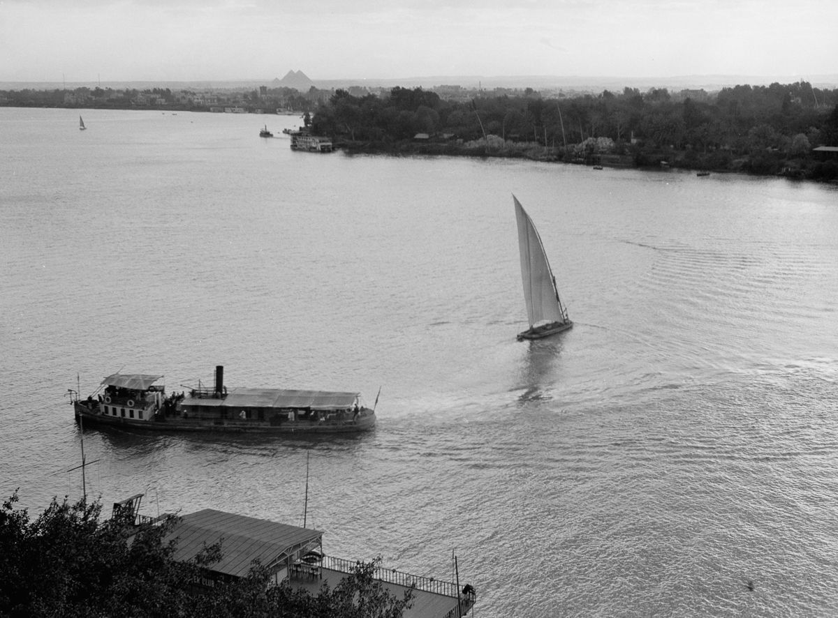 Istoricheskie fotografii Kaira 4