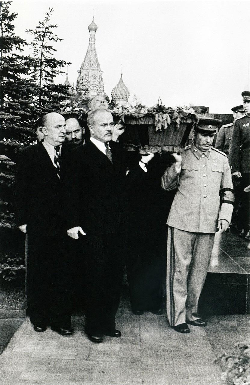 Красная Площадь История