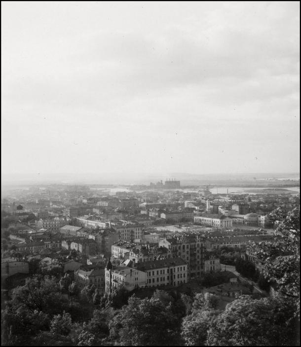 Оккупированный Киев глазами знаменитого немецкого фотографа Герберта Листа 30