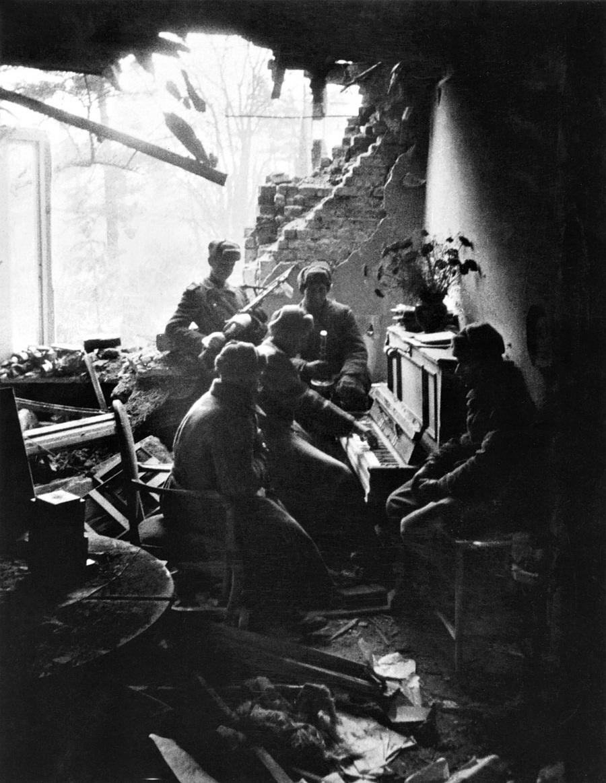 Советская история в фотографиях легендарного Дмитрия Бальтерманца 1 24