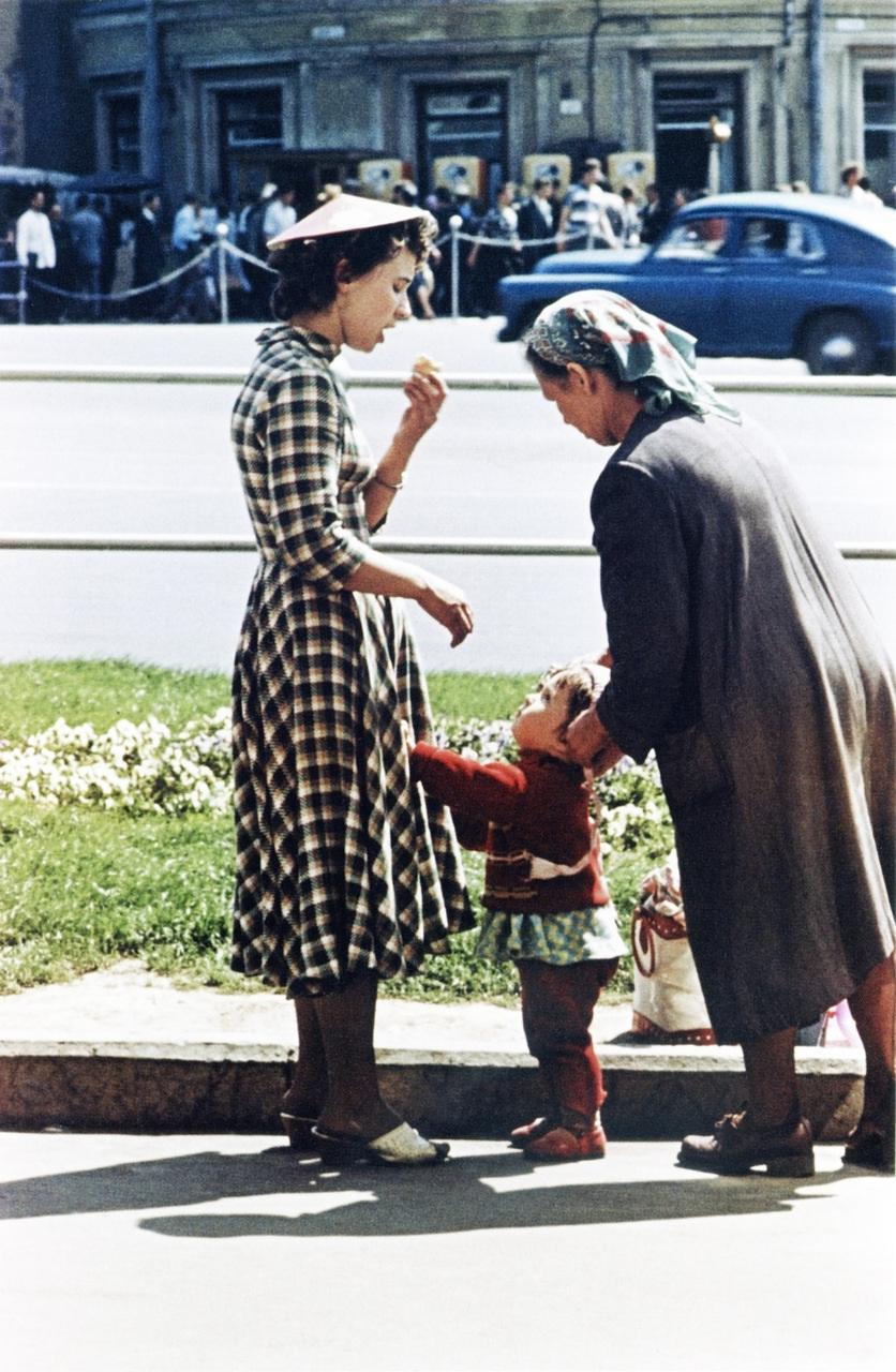 Советская история в фотографиях легендарного Дмитрия Бальтерманца 1 28