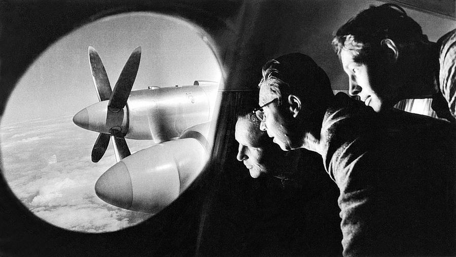 Советская история в фотографиях легендарного Дмитрия Бальтерманца 1 42
