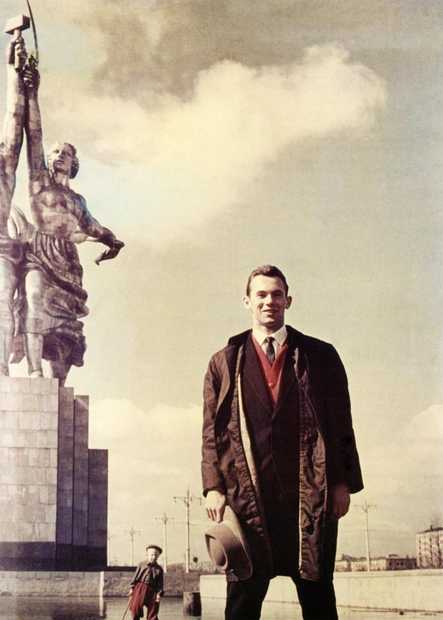 Советская история в фотографиях легендарного Дмитрия Бальтерманца 1 54