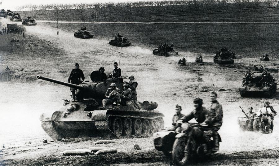 Советская история в фотографиях легендарного Дмитрия Бальтерманца 1 6