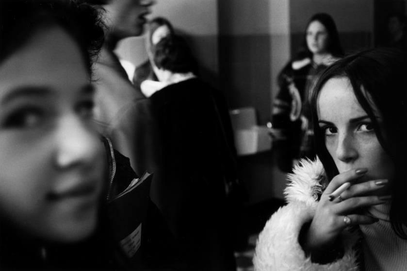 Фотограф Джозеф Сабо: портреты нежного возраста 36