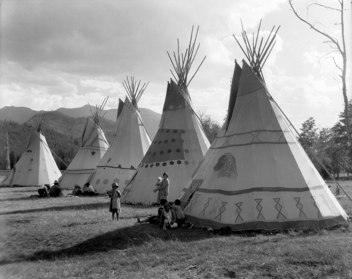 indeyskie plemena Kanady 16