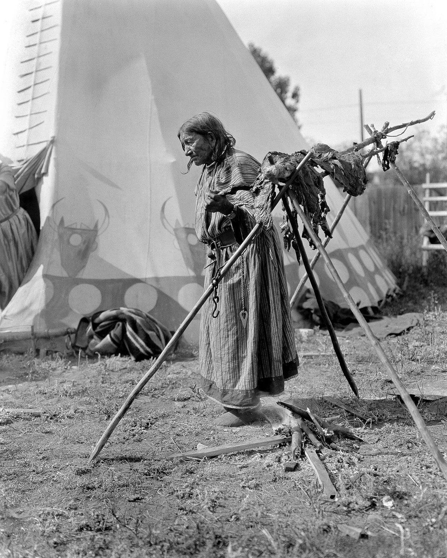 indeyskie plemena Kanady 26
