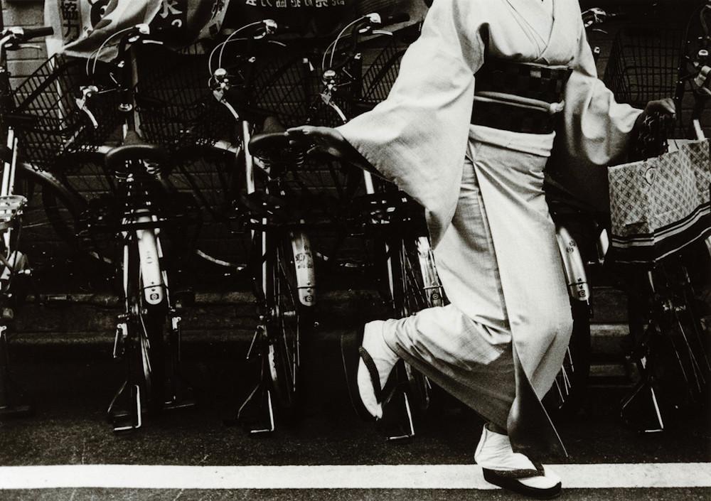 Токийский уличный фотограф Джунку Ниcимура 20