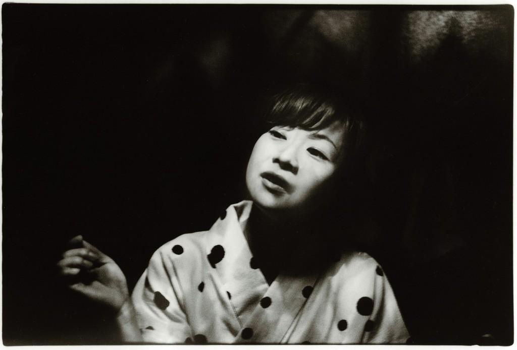 Токийский уличный фотограф Джунку Ниcимура 24
