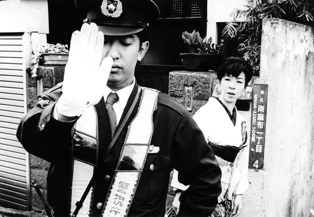 Токийский уличный фотограф Джунку Ниcимура 27