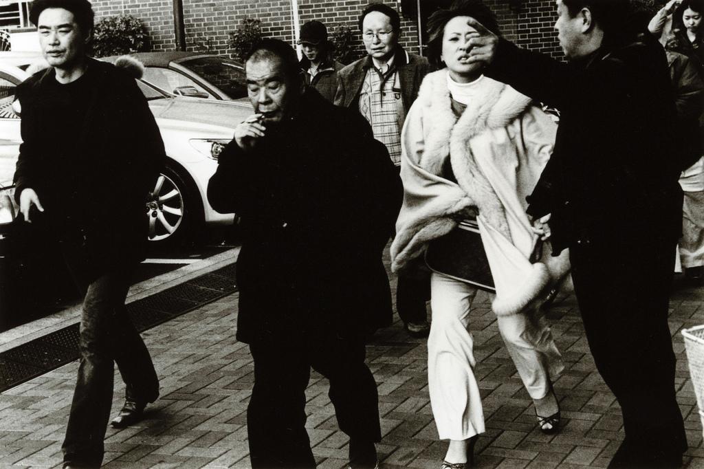 Токийский уличный фотограф Джунку Ниcимура 29