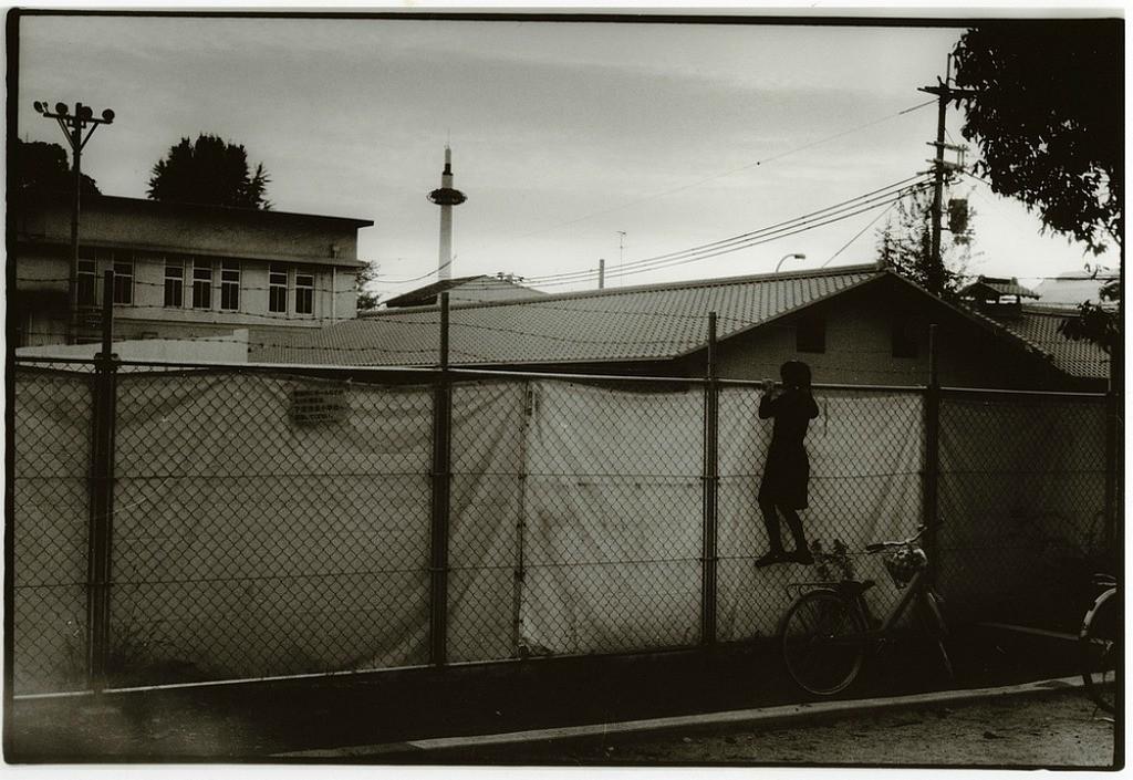 Токийский уличный фотограф Джунку Ниcимура 3