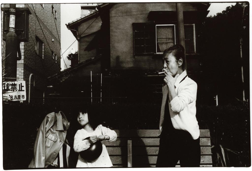Токийский уличный фотограф Джунку Ниcимура 30