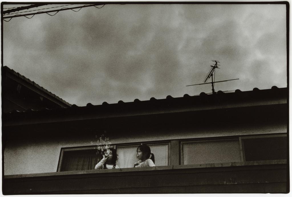 Токийский уличный фотограф Джунку Ниcимура 32
