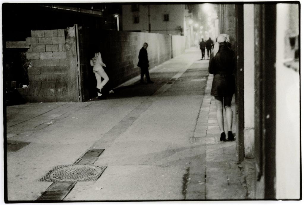 Токийский уличный фотограф Джунку Ниcимура 45