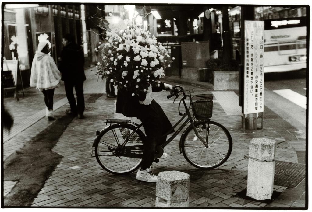 Токийский уличный фотограф Джунку Ниcимура 47