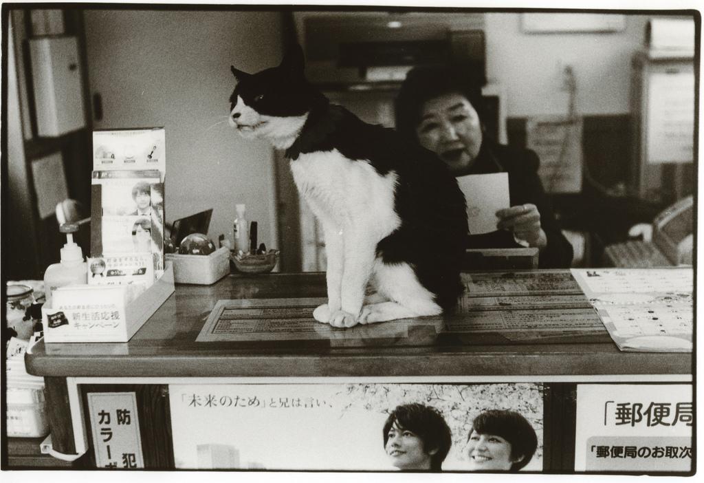 Токийский уличный фотограф Джунку Ниcимура 48