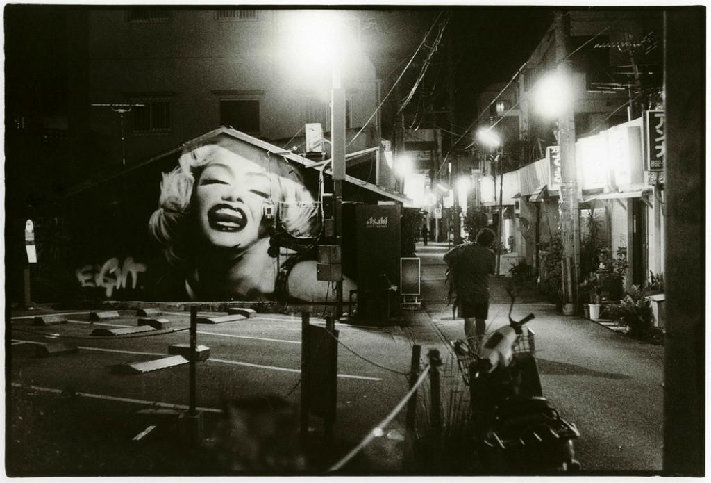 Токийский уличный фотограф Джунку Ниcимура 6