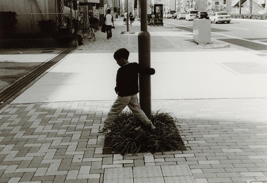 Токийский уличный фотограф Джунку Ниcимура 64