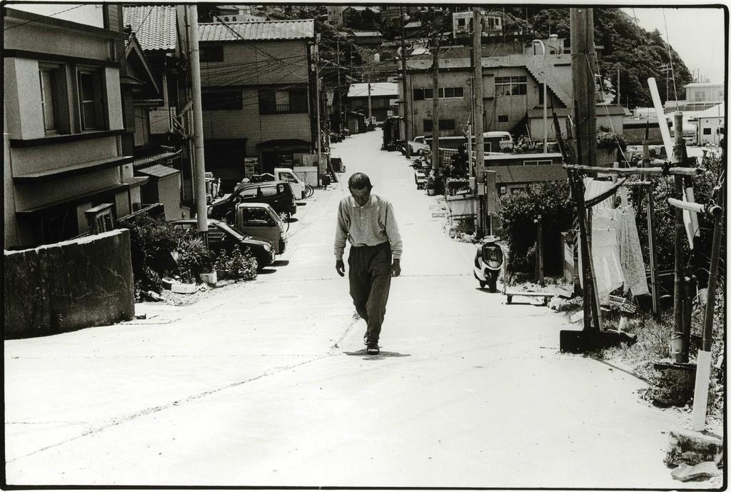 Токийский уличный фотограф Джунку Ниcимура 8