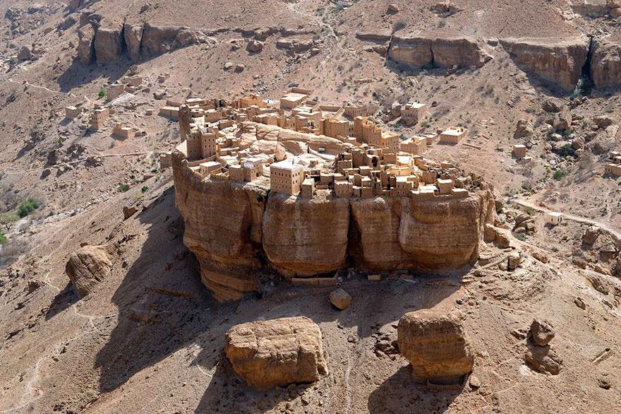 derevnya Hayd Al Dzhazil Yemen 1