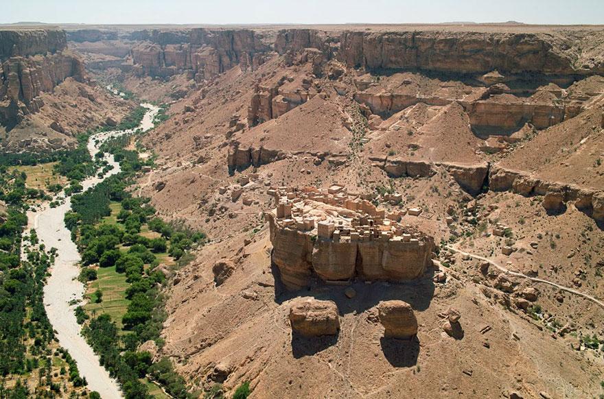 derevnya Hayd Al Dzhazil Yemen 3
