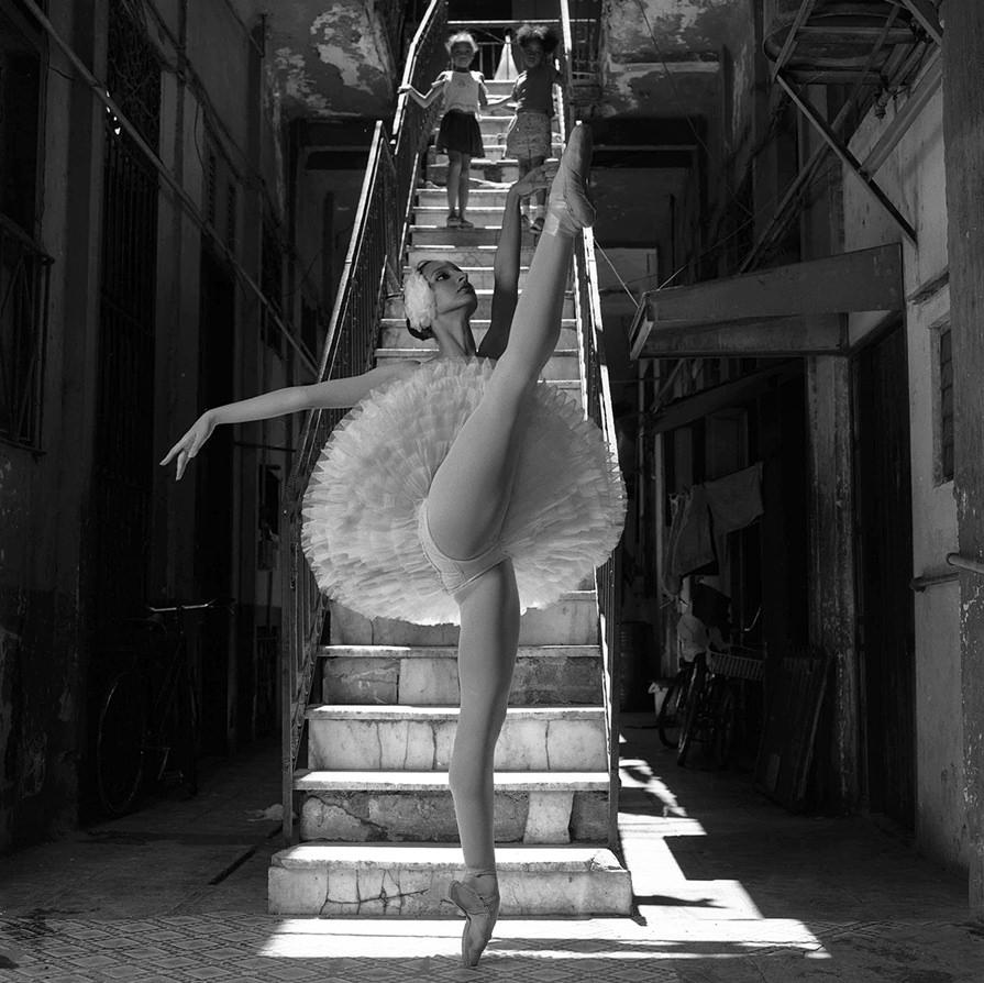 Страсть, ритм, изящество. Испанский фотограф Изабель Муньос 4