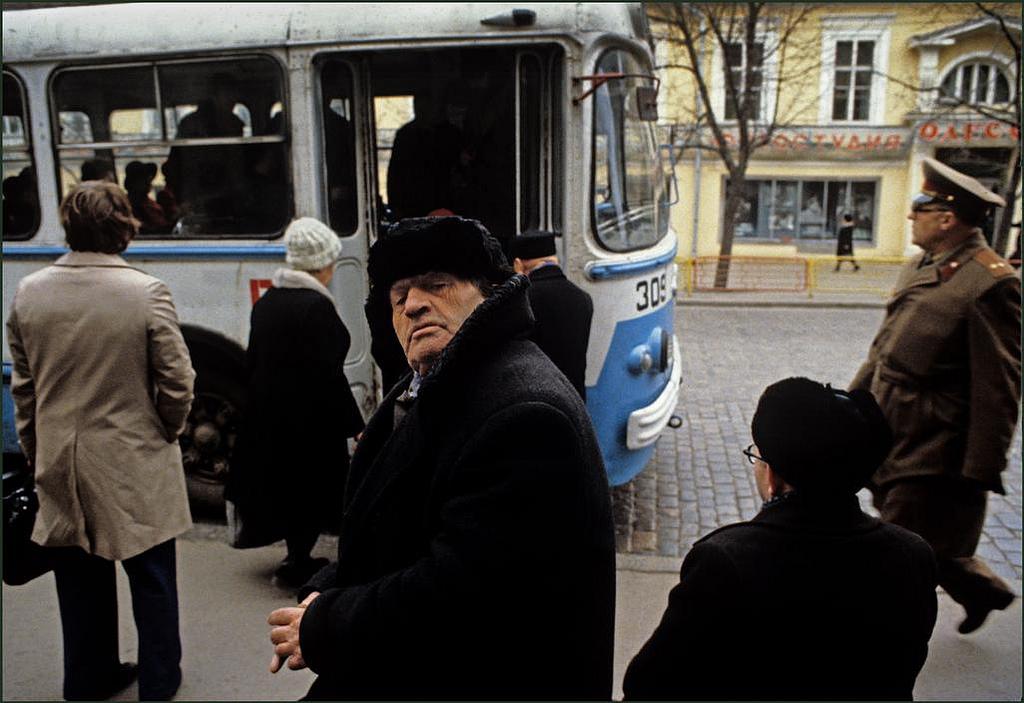 Одесса в 1982 году. фотожурналист Иэн Берри 11