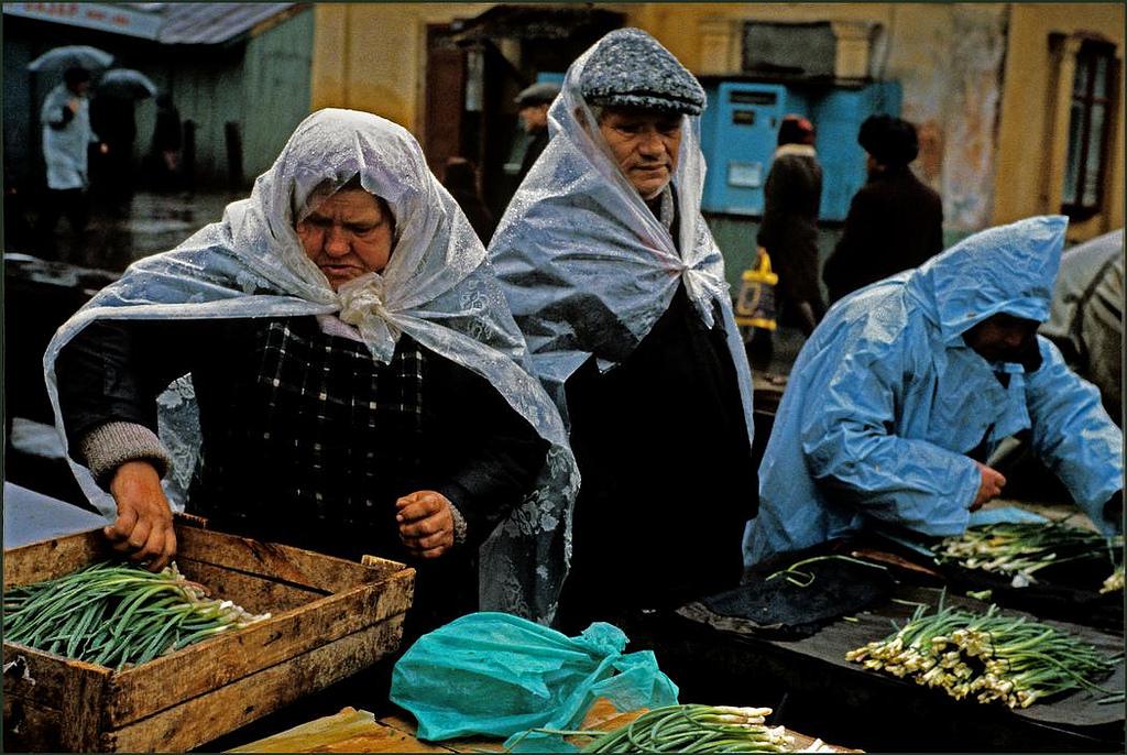Одесса в 1982 году. фотожурналист Иэн Берри  13