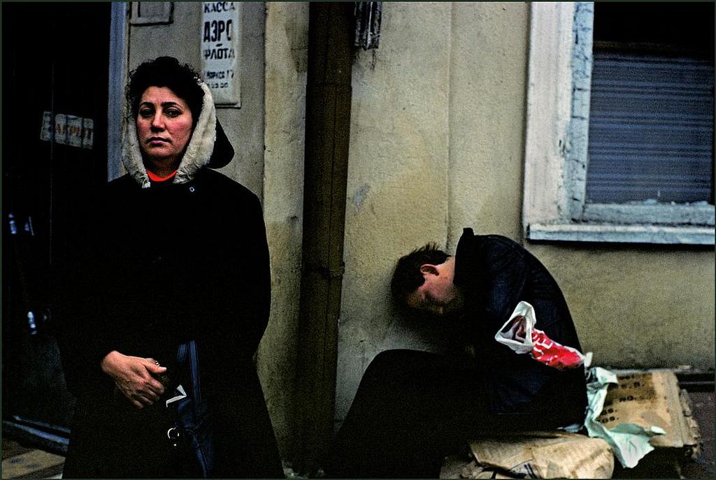 Одесса в 1982 году. фотожурналист Иэн Берри 15