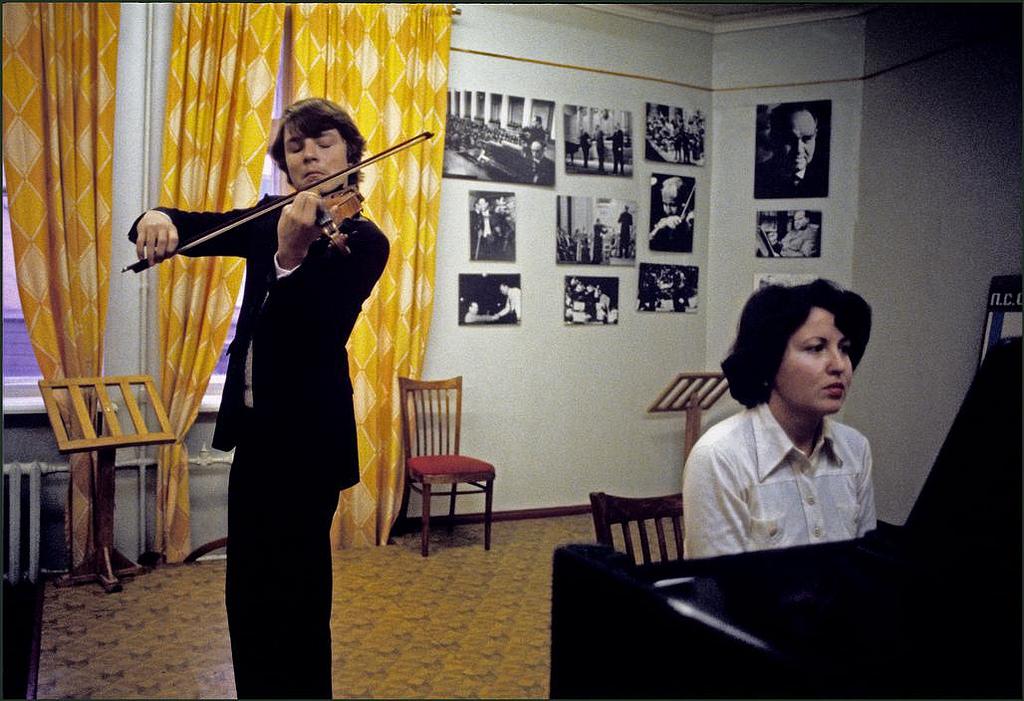 Одесса в 1982 году. фотожурналист Иэн Берри  16