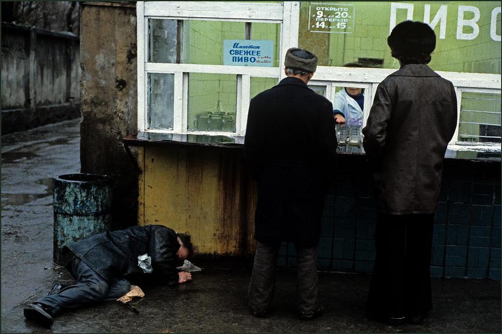 Одесса в 1982 году. фотожурналист Иэн Берри  17