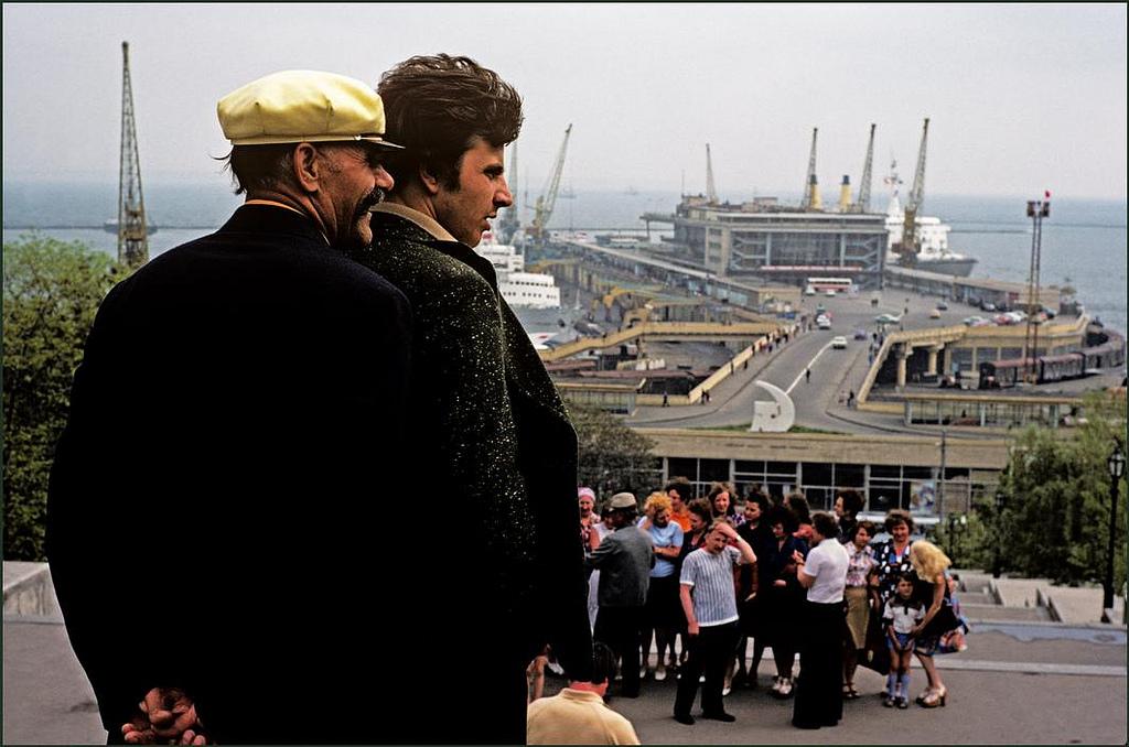 Одесса в 1982 году. фотожурналист Иэн Берри 21