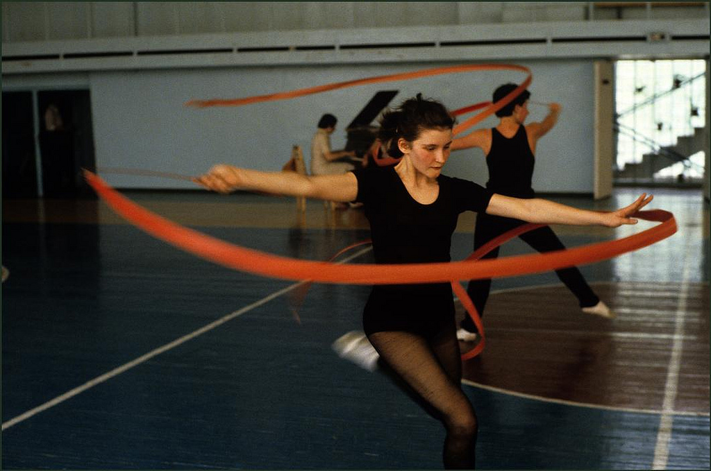 Одесса в 1982 году. фотожурналист Иэн Берри 22