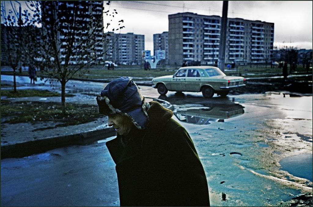 Одесса в 1982 году. фотожурналист Иэн Берри 25