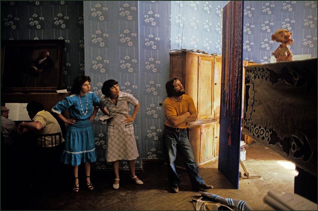 Одесса в 1982 году. фотожурналист Иэн Берри  3