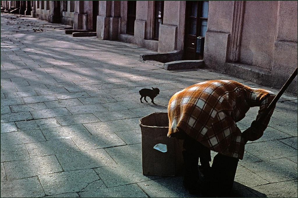Одесса в 1982 году. фотожурналист Иэн Берри  30