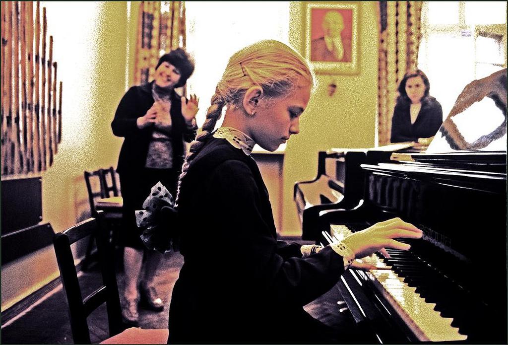 Одесса в 1982 году. фотожурналист Иэн Берри  32