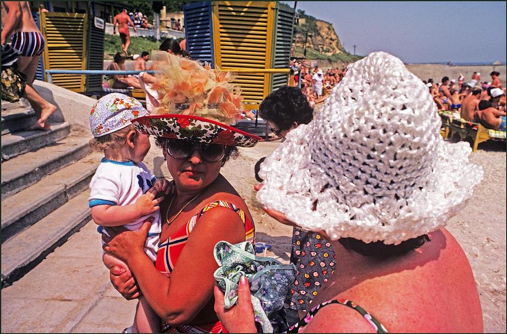 Одесса в 1982 году. фотожурналист Иэн Берри 38