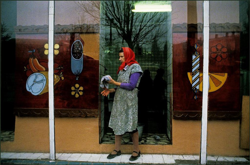 Одесса в 1982 году. фотожурналист Иэн Берри 39